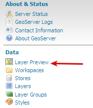 Creating a Base Map with a Layer Group — GeoServer Training